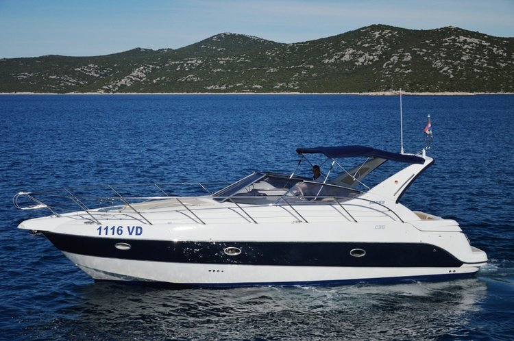 Rent this Sessa Marine Sessa C35 for a true nautical adventure