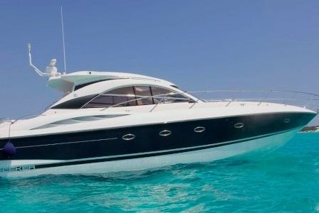 Sunseeker Carmague 50 Motor Yacht