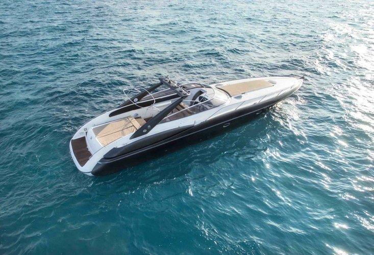 Boat for rent Sunseeker International 49.0 feet in Marina Split, Croatia