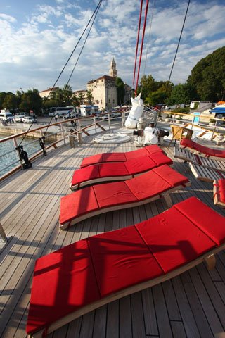 Boat for rent Custom Made 134.0 feet in Marina Split, Croatia