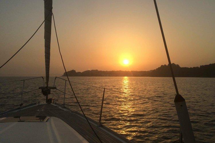 Boat rental in SADA,