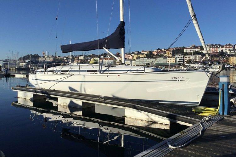 Bavaria boat for rent in SADA
