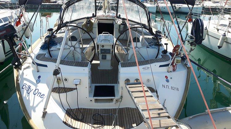 Cruiser boat rental in Marina Alimos (Kalamaki), Greece