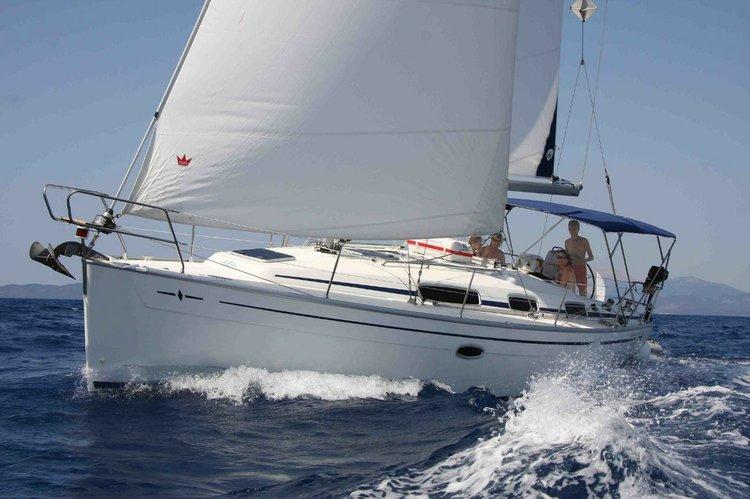 Enjoy Cyclades in style on our Bavaria Yachtbau