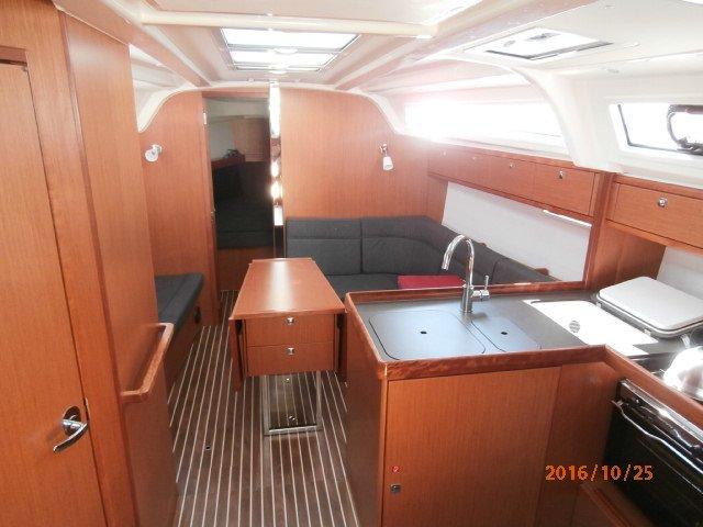 Boat for rent Bavaria Yachtbau 37.0 feet in Lefkas - Marina Lefkas,