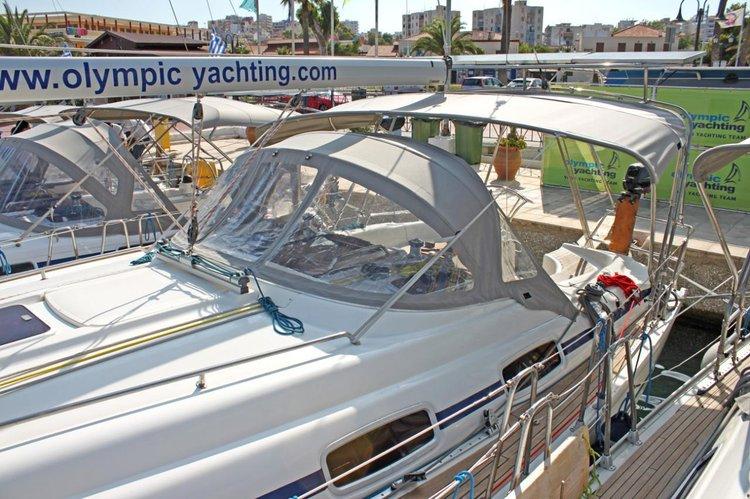 Bavaria Yachtbau's 39.0 feet in Cyclades