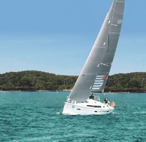 Bavaria Yachtbau's 40.0 feet in Zadar region