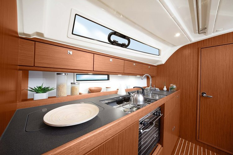 Discover Zadar region surroundings on this Bavaria Cruiser 41S Bavaria Yachtbau boat