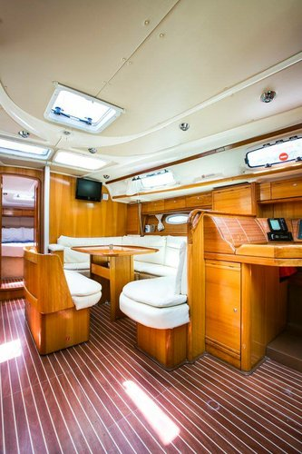 Bavaria Yachtbau's 42.0 feet in Saronic Gulf