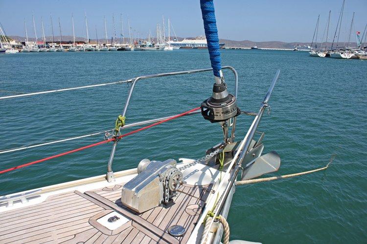 Boat for rent Bavaria Yachtbau 42.0 feet in Cyclades,