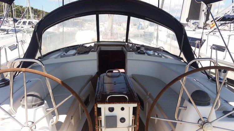 45.0 feet Bavaria Yachtbau in great shape