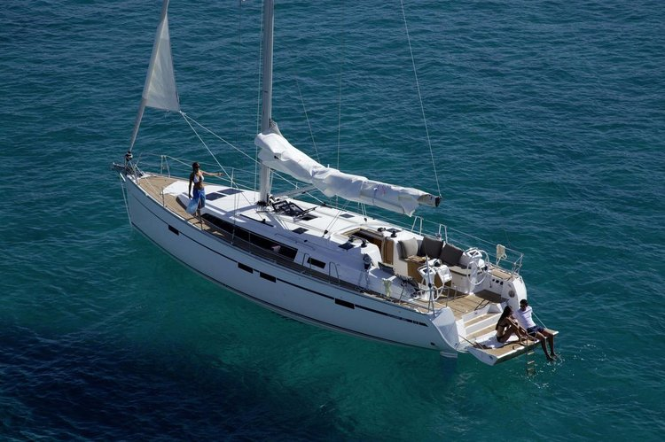 Discover Split region surroundings on this Bavaria Cruiser 46 Bavaria Yachtbau boat