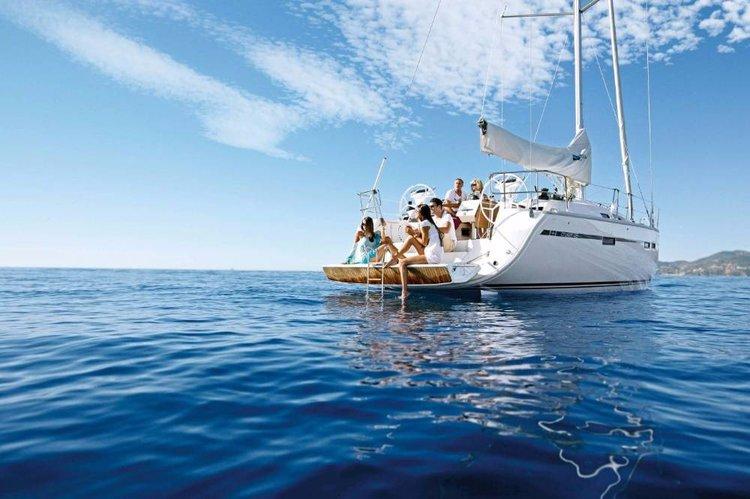 Boating is fun with a Bavaria Yachtbau in Aegean