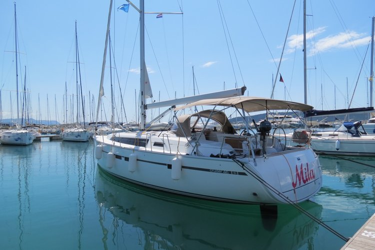Boat for rent Bavaria Yachtbau 46.0 feet in Marina Kastela, Kastela,