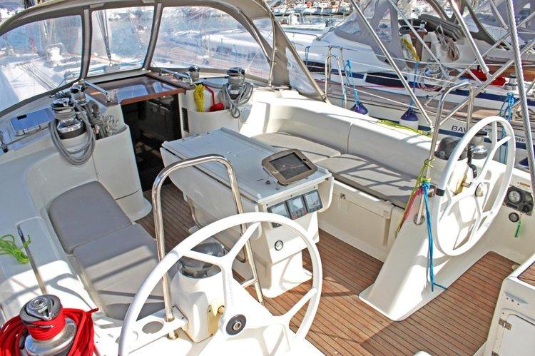 Boat for rent Bavaria Yachtbau 50.0 feet in Cyclades, Greece