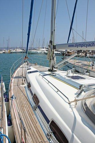 Bavaria Yachtbau's 51.0 feet in Cyclades