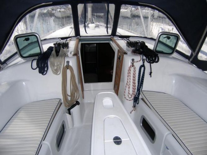 Boat for rent Bénéteau 43.0 feet in Aegean, Turkey