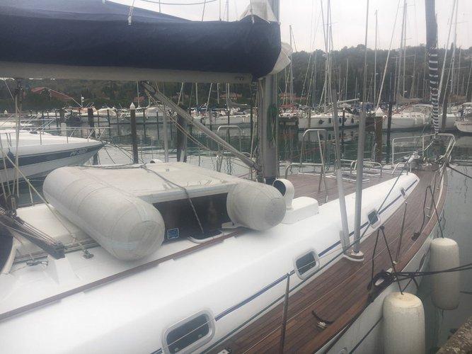 Beneteau boat for rent in Primorska