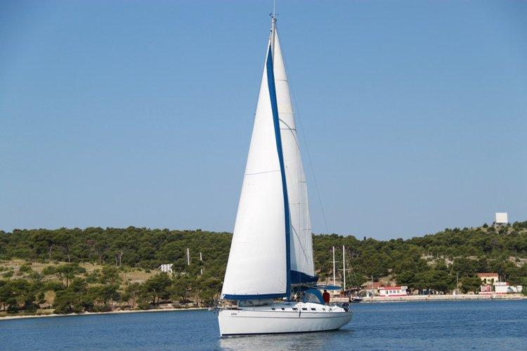 Bénéteau's 51.0 feet in Split region