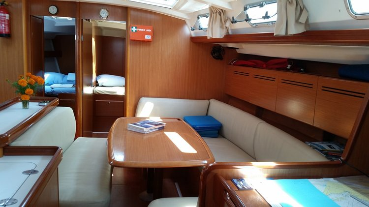 Boat for rent Bénéteau 51.0 feet in Marina Kastela, Kastela, Croatia