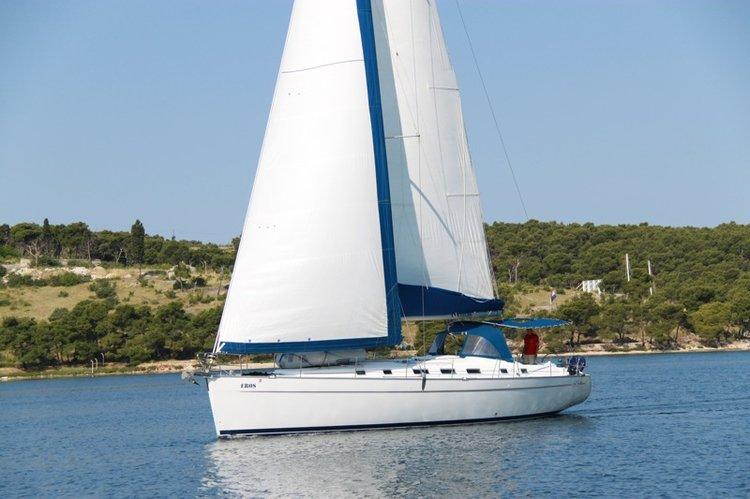 Boat for rent Bénéteau 51.0 feet in Marina Split - ACI , Croatia