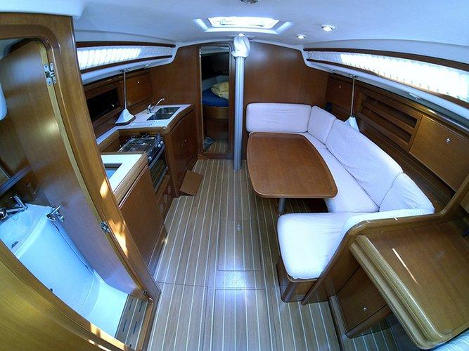 Boat for rent Cantiere Del Pardo (Grand Soleil) 38.0 feet in Marina Mandalina, Sibenik,