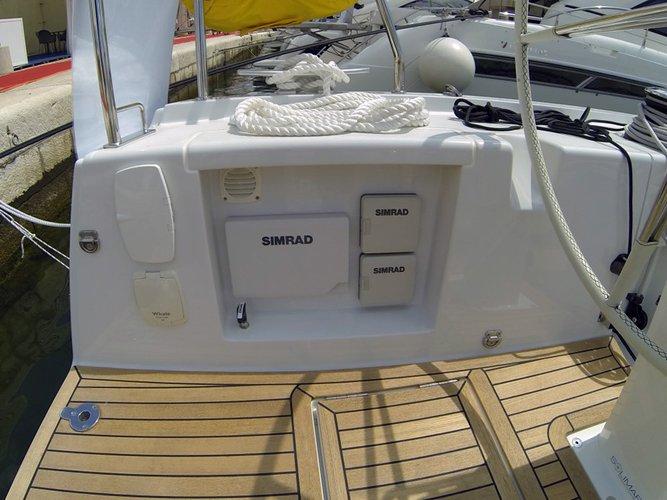 Cantiere Del Pardo (Grand Soleil)'s 38.0 feet in Šibenik region