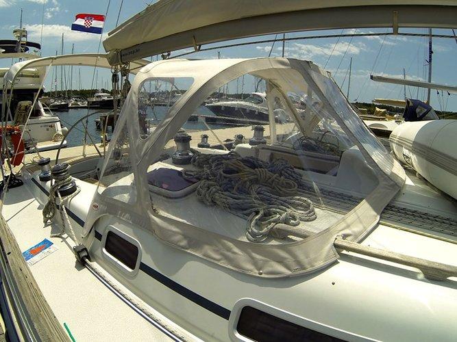 Boat for rent Cantiere Del Pardo (Grand Soleil) 40.0 feet in Marina Mandalina, Sibenik,