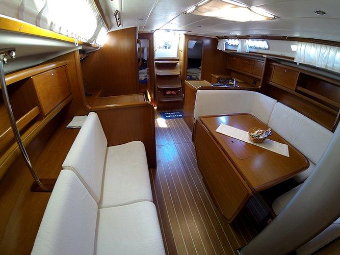 Boat for rent Cantiere Del Pardo (Grand Soleil) 45.0 feet in Marina Mandalina, Sibenik,