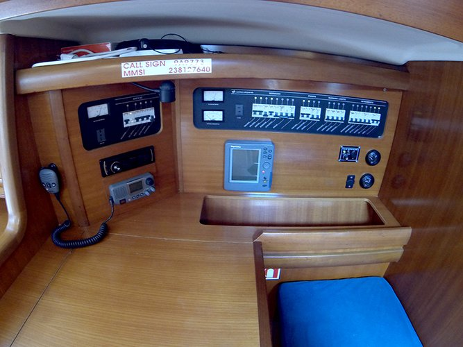 Boat for rent Cantiere Del Pardo (Grand Soleil) 46.0 feet in Marina Mandalina, Sibenik,