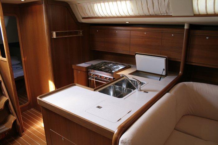 Boat for rent Cantiere Del Pardo (Grand Soleil) 55.0 feet in Marina Mandalina, Sibenik,
