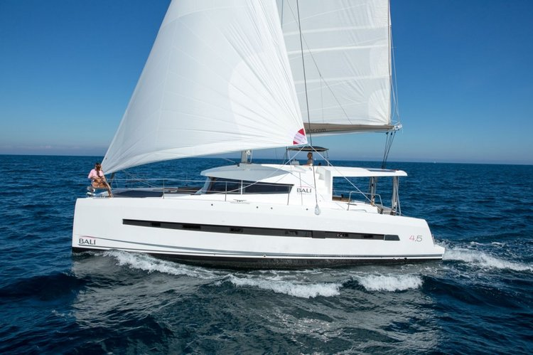 Boat for rent Catana 44.0 feet in Marina Kastela, Kastela, Croatia