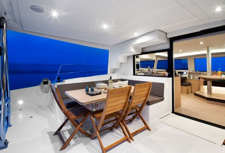 Boat for rent Catana 44.0 feet in Marina Kastela, Kastela,