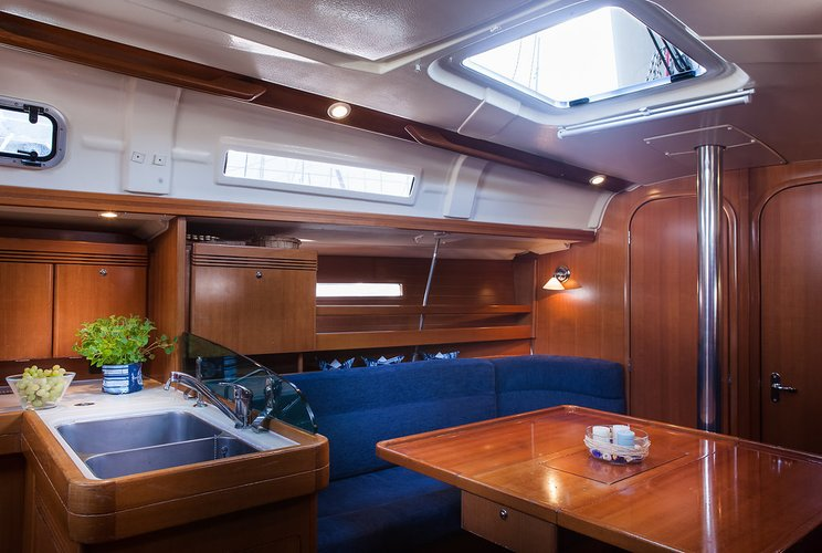 Discover Split region surroundings on this Dufour 34 Dufour Yachts boat