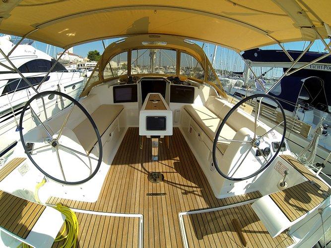 Boat for rent Dufour Yachts 36.0 feet in Marina Mandalina, Sibenik,