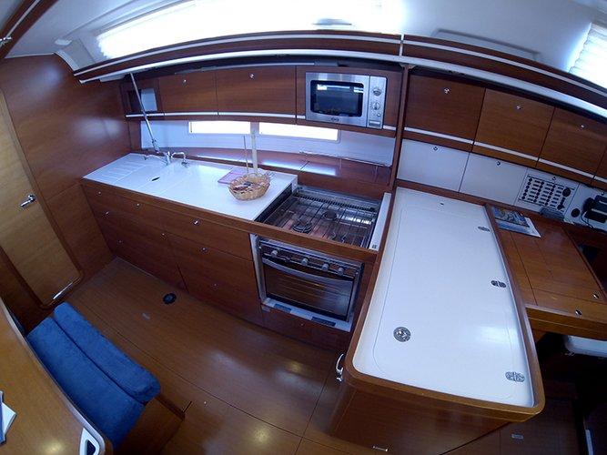 Dufour Yachts's 44.0 feet in Šibenik region