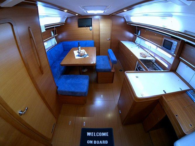 Boat for rent Dufour Yachts 44.0 feet in Marina Mandalina, Sibenik,