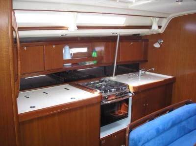 Dufour Yachts boat for rent in Cyclades