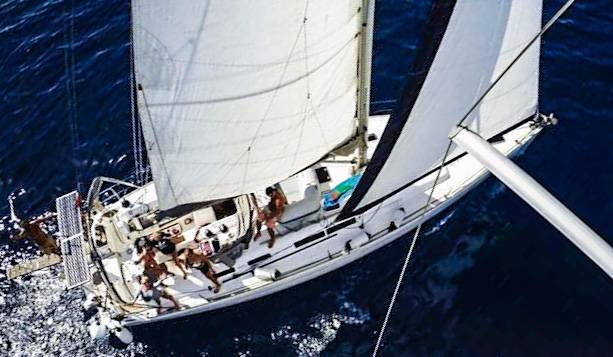 Enjoy Cyclades to the fullest on our comfortable Dufour Yachts