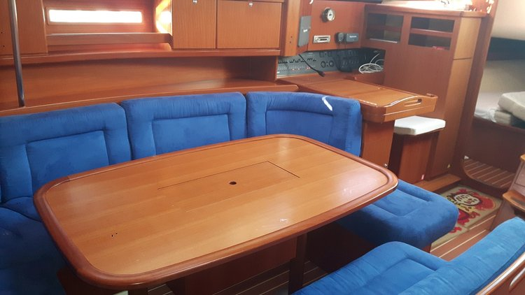 Boat for rent Dufour Yachts 45.0 feet in Lefkas - Marina Lefkas,