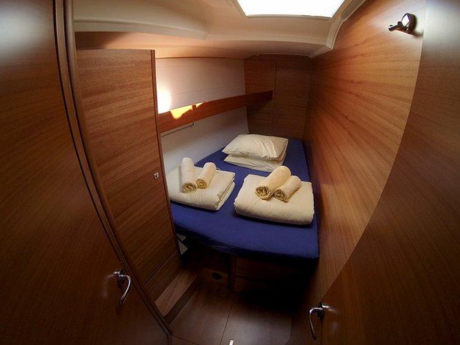 Boat for rent Dufour Yachts 46.0 feet in Marina Mandalina, Sibenik,