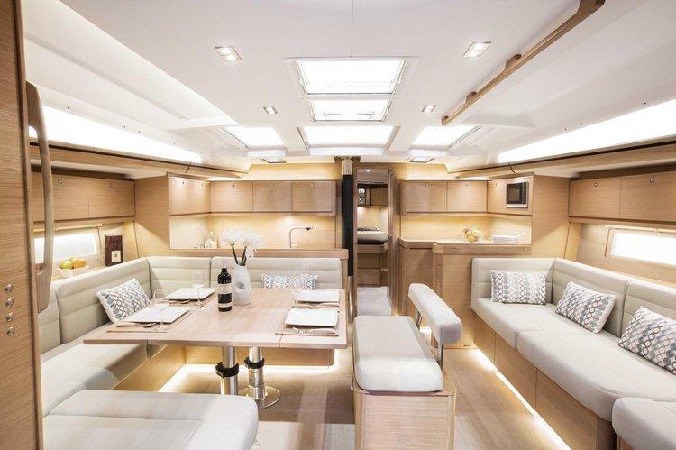 Boat for rent Dufour Yachts 49.0 feet in Marina Trogir - SCT, Croatia