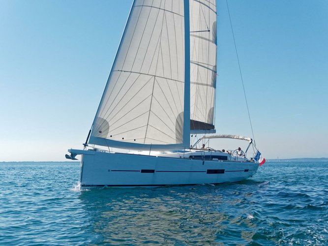 Enjoy Split region in style on our Dufour Yachts