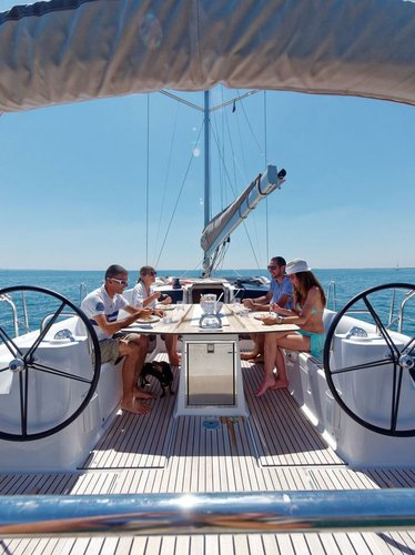 Boat for rent Dufour Yachts 49.0 feet in Marina Trogir - SCT, Croatia