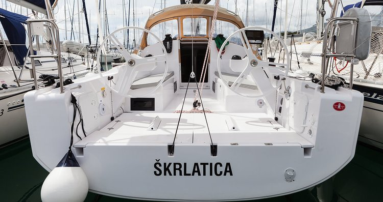 Boat for rent Elan Marine 30.0 feet in Marina Kastela, Kastela,