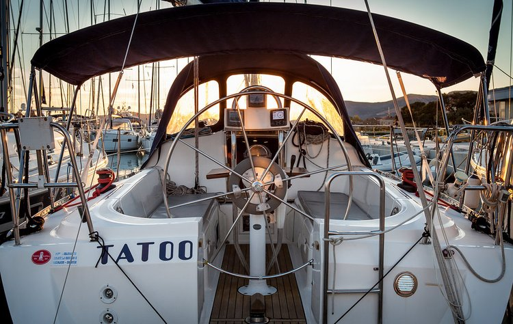 Boat for rent Elan Marine 34.0 feet in Marina Kastela, Kastela, Croatia