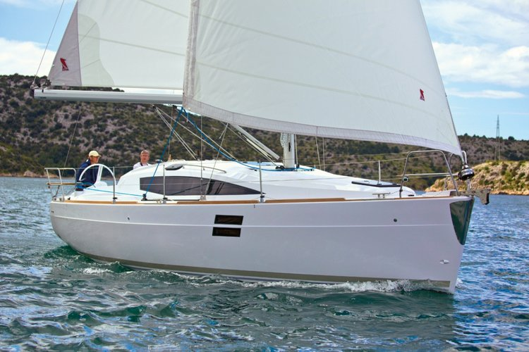 Elan Marine boat for rent in Kvarner