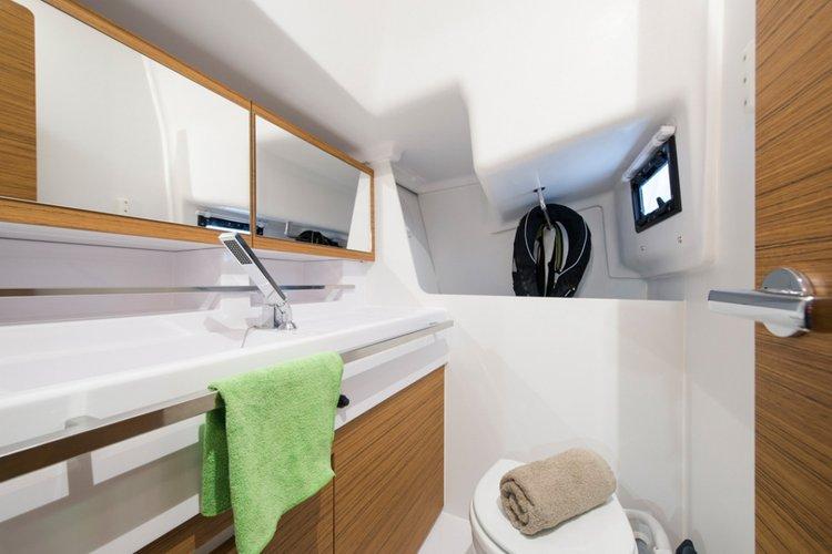 Boat for rent Elan Marine 34.0 feet in Marina Trogir - SCT, Croatia