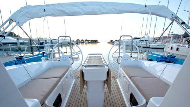 Boat for rent Elan Marine 45.0 feet in Marina Trogir - SCT, Croatia