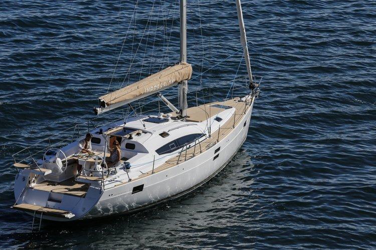 Elan Marine's 45.0 feet in Zadar region